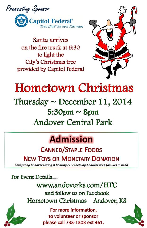 Andover Holiday Event 2014